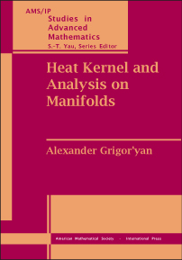 Heat Kernel and Analysis on Manifolds cover image