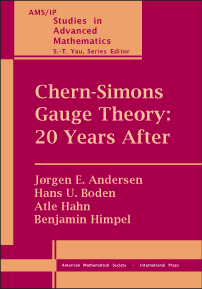 Chern-Simons Gauge Theory: 20 Years After cover image