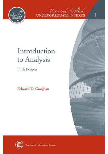 Introduction to Analysis: Fifth Edition cover image