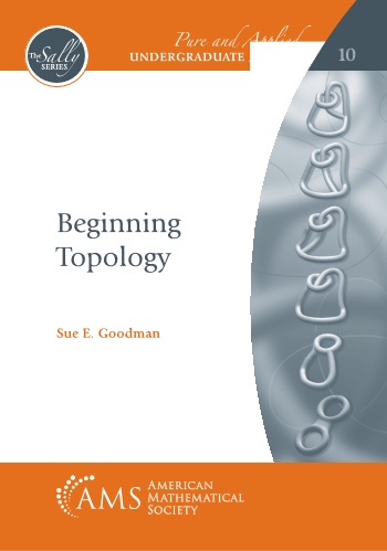 Beginning Topology cover image