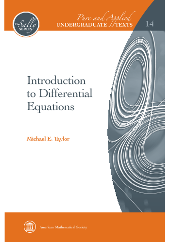 Introduction to Differential Equations cover image
