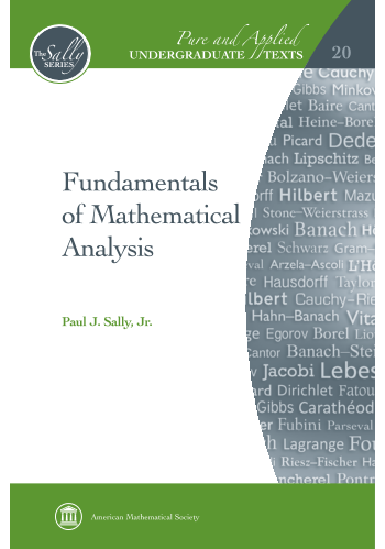 Fundamentals of Mathematical Analysis cover image