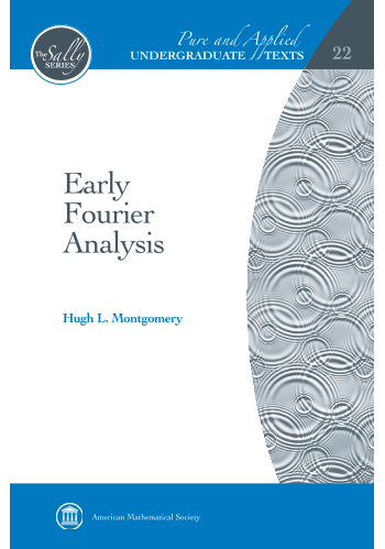 Early Fourier Analysis cover image
