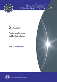 Spaces: An Introduction to Real Analysis cover image