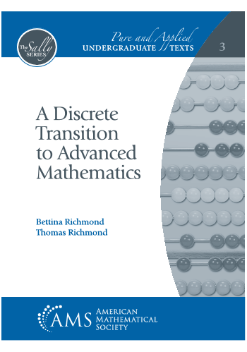 A Discrete Transition to Advanced Mathematics cover image