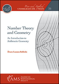 Number Theory and Geometry: An Introduction to Arithmetic Geometry cover image