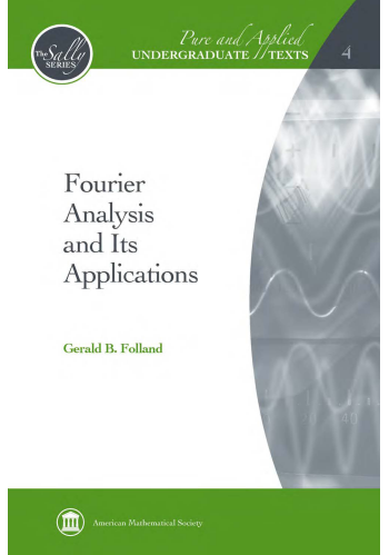 Fourier Analysis and Its Applications cover image