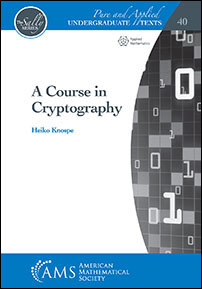 A Course in Cryptography cover image
