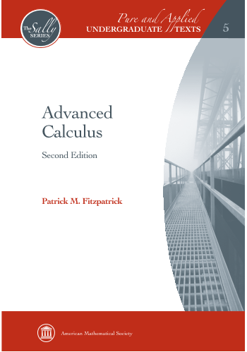Advanced calculus second edition fandeluxe Gallery