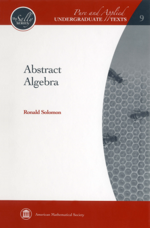 Abstract Algebra cover image