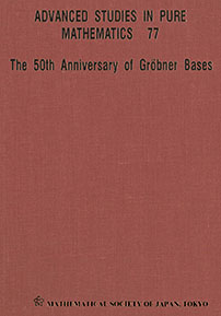 The 50th Anniversary of Grobner Bases cover image