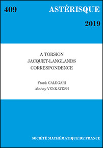 A Torsion Jacquet-Langlands Correspondence cover image