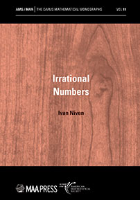 Irrational Numbers cover image