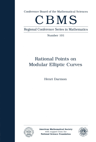 Rational Points on Modular Elliptic Curves cover image