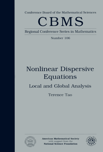 Nonlinear Dispersive Equations: Local and Global Analysis cover image