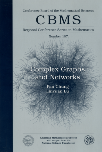 Complex Graphs and Networks cover image