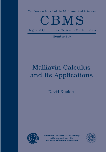 Malliavin Calculus and Its Applications cover image