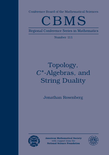 Topology, $C^{*}$-Algebras, and String Duality cover image