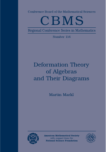 Deformation Theory of Algebras and Their Diagrams cover image