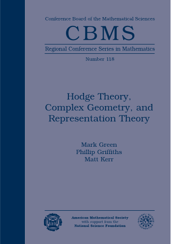 Hodge Theory, Complex Geometry, and Representation Theory cover image