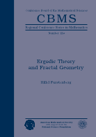 Ergodic Theory and Fractal Geometry