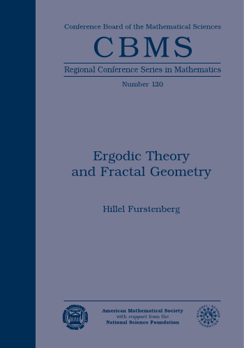 Ergodic Theory and Fractal Geometry cover image