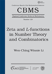 Zeta and $L$-functions in Number Theory and Combinatorics cover image
