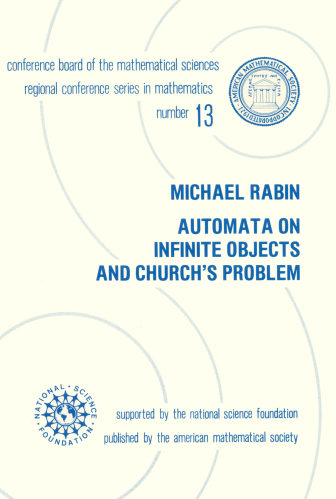 Automata on Infinite Objects and Church's Problem cover image
