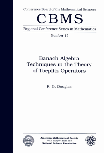 Banach Algebra Techniques in the Theory of Toeplitz Operators cover image
