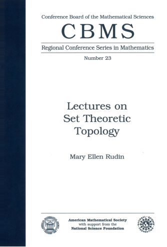 Lectures on Set Theoretic Topology