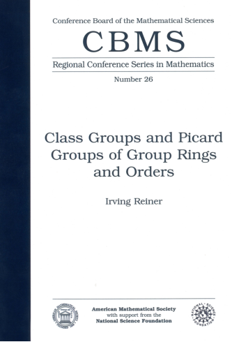 Class Groups and Picard Groups of Group Rings and Orders cover image