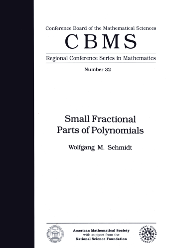 Small Fractional Parts of Polynomials cover image