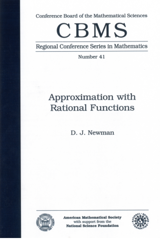 Approximation with Rational Functions cover image