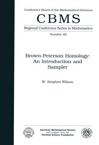 Brown-Peterson Homology: An Introduction and Sampler cover image