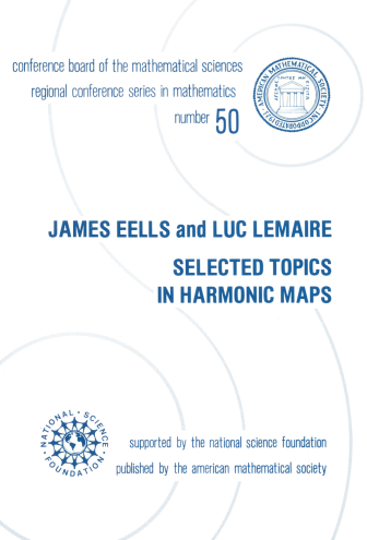 Selected Topics in Harmonic Maps cover image