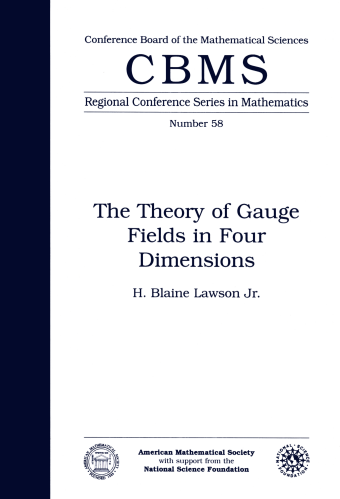 The Theory of Gauge Fields in Four Dimensions cover image