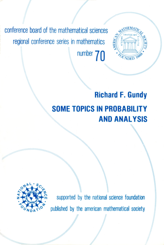 Some Topics in Probability and Analysis cover image