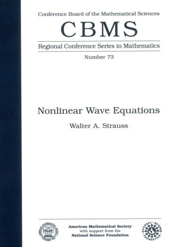 Nonlinear Wave Equations cover image