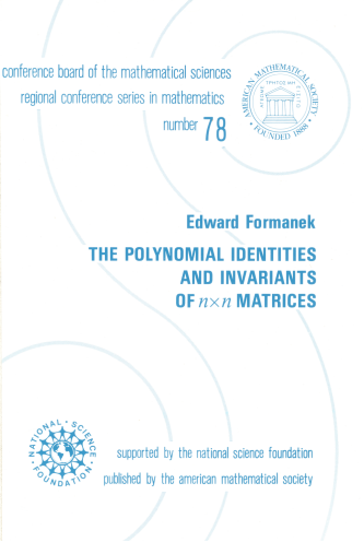 The Polynomial Identities and Invariants of $n xn$ Matrices cover image