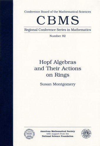 Hopf Algebras and Their Actions on Rings cover image