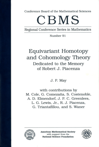 Equivariant Homotopy and Cohomology Theory cover image
