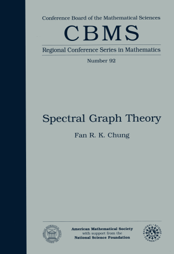 Spectral Graph Theory cover image