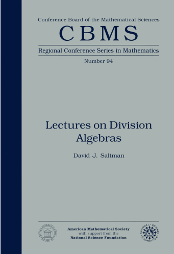 Lectures on Division Algebras cover image