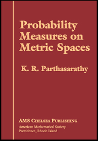 Probability Measures on Metric Spaces cover image