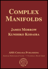 Complex Manifolds cover image