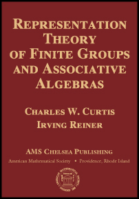 Representation Theory of Finite Groups and Associative Algebras cover image