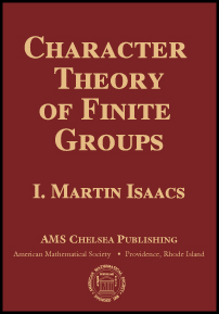 Character Theory of Finite Groups cover image