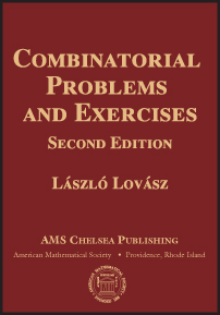 Combinatorial Problems and Exercises: Second Edition cover image