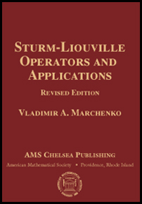 Sturm-Liouville Operators and Applications: Revised Edition cover image