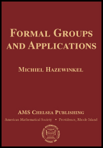 Formal Groups and Applications cover image